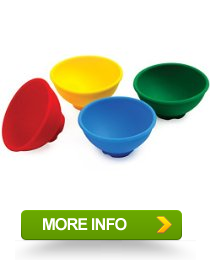 Booststiresomely for Norpro canape bread mold set